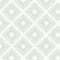 ME1578 - Magnolia Home - Wallpaper Diamond Sketch