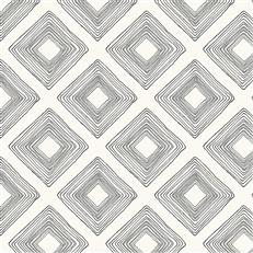 ME1579 - Magnolia Home - Wallpaper Diamond Sketch