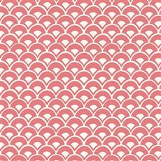 MK1155 - Magnolia Home Wallpaper - Stacked Scallops