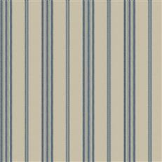 Cottage Stripe - Fabricut Studio Clean - Ocean