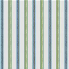 Antibes Stripe - Dana Gibson Crypton Home - Apple