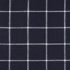 Madaket Plaid - Linen 50 Marina