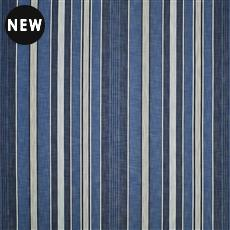 Kasbah Stripe - Outdoor - Ralph Lauren - North Atlantic
