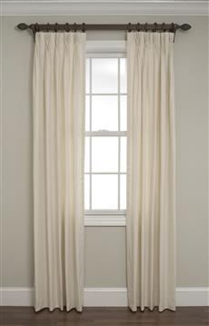 Butterfly Pleated Drapes