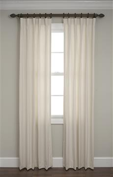 Cartridge Pleated Drapes