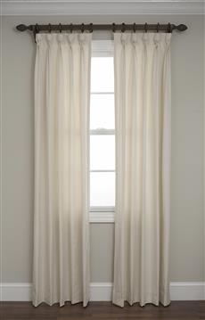 Goblet Pleated Drapes