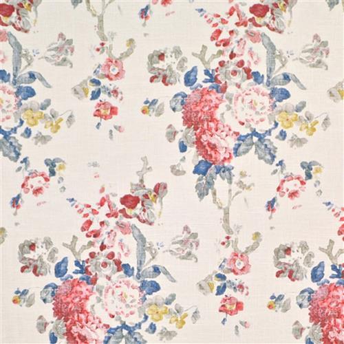 Ralph Lauren Jardin Floral Summer Canvas Fabric