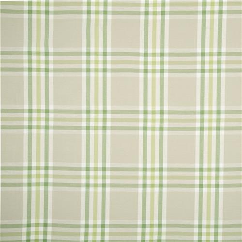Robert Allen Fabrics Plenty Plaid Spring Grass Fabric