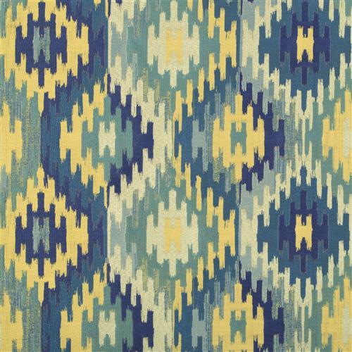 Robert Allen Fabrics -Aspen Season Calypso Blue Fabric