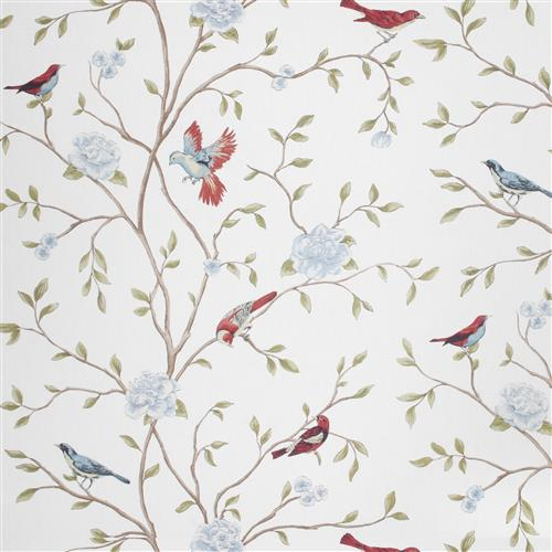 Vern Yip Jamison Exotic Garden Fabric
