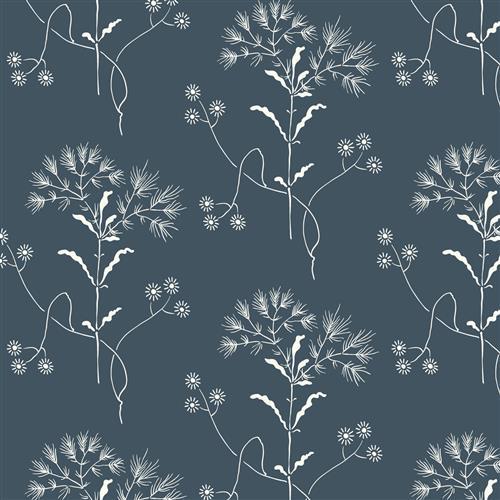 Me1518 Magnolia Home Wallpaper Wildflower